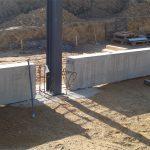 acier depassant pour clavetage contre poteaux 150x150