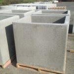 jardiniere beton bis 150x150