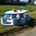 table de pique nique béton table poisson 1 150x150